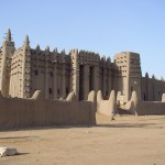 Great_Mosque_of_Djenné / Wikipedia